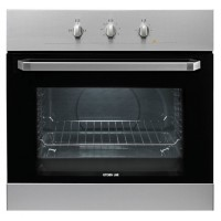 Gas oven + electric grill 60 cm