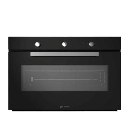Gas oven 90 cm electric grill